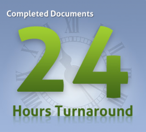24-Hour-Turnaround